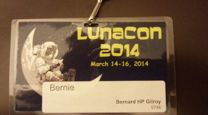 Lunacon 2014 (1b): Alternate Technologies in Historical Fiction