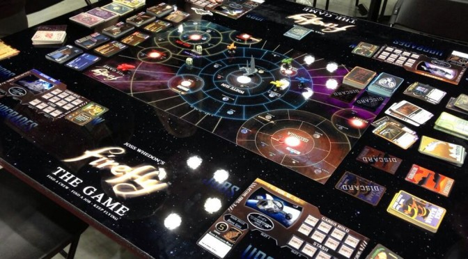 Lunacon 2014 (1c): Firefly the Game