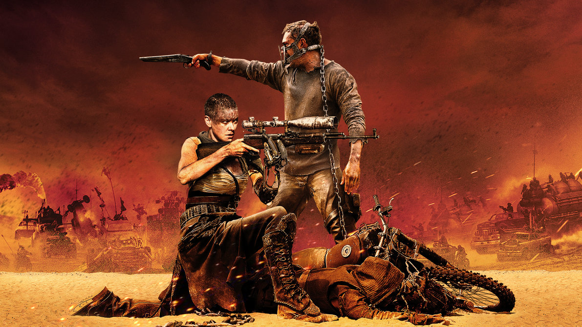 Subverting Stereotypes on the Fury Road